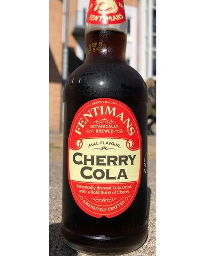 Fentimas Botanically brewed Cherry Cola